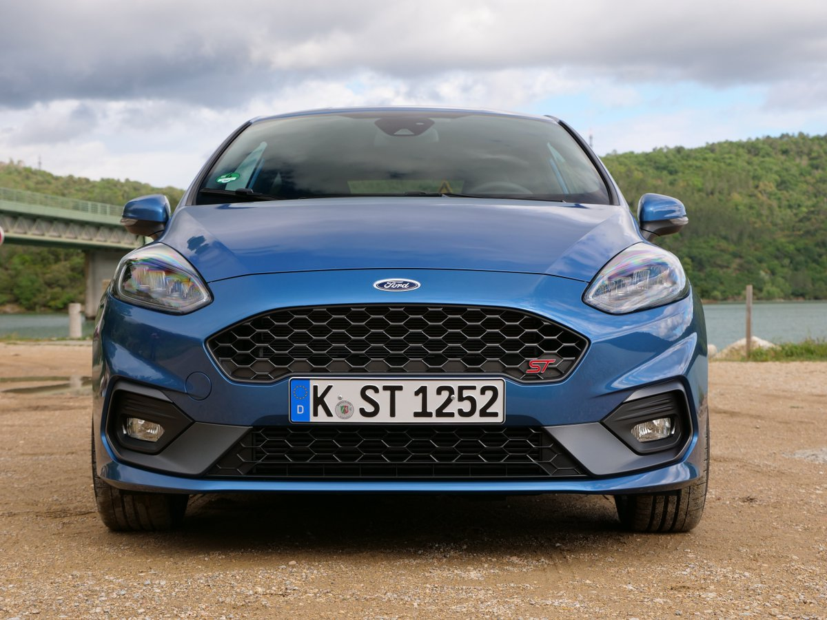 Carfection On Twitter Is The New Ford Fiesta St A Baby Focus Rs