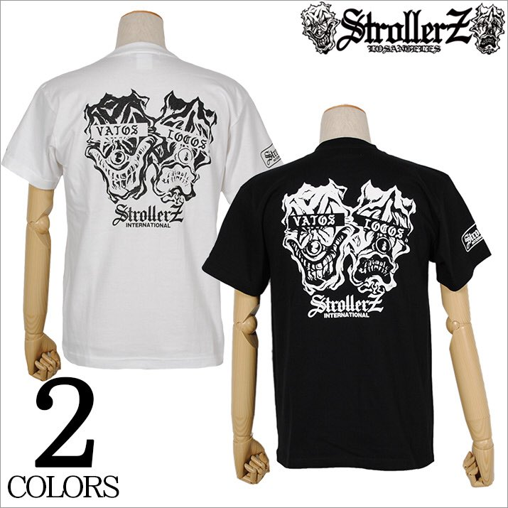 Strollerz VT two face 新入荷しました。#strollerz #ストローラーズ #chicano #