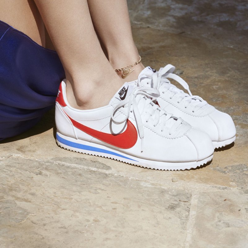 outlet store c2515 13a79 ... the Nike Cortez quickly found itself pounding the streets as a serious  streetwear icon. Available in-store and online. Shop  https   goo.gl pfQhEL  . ...