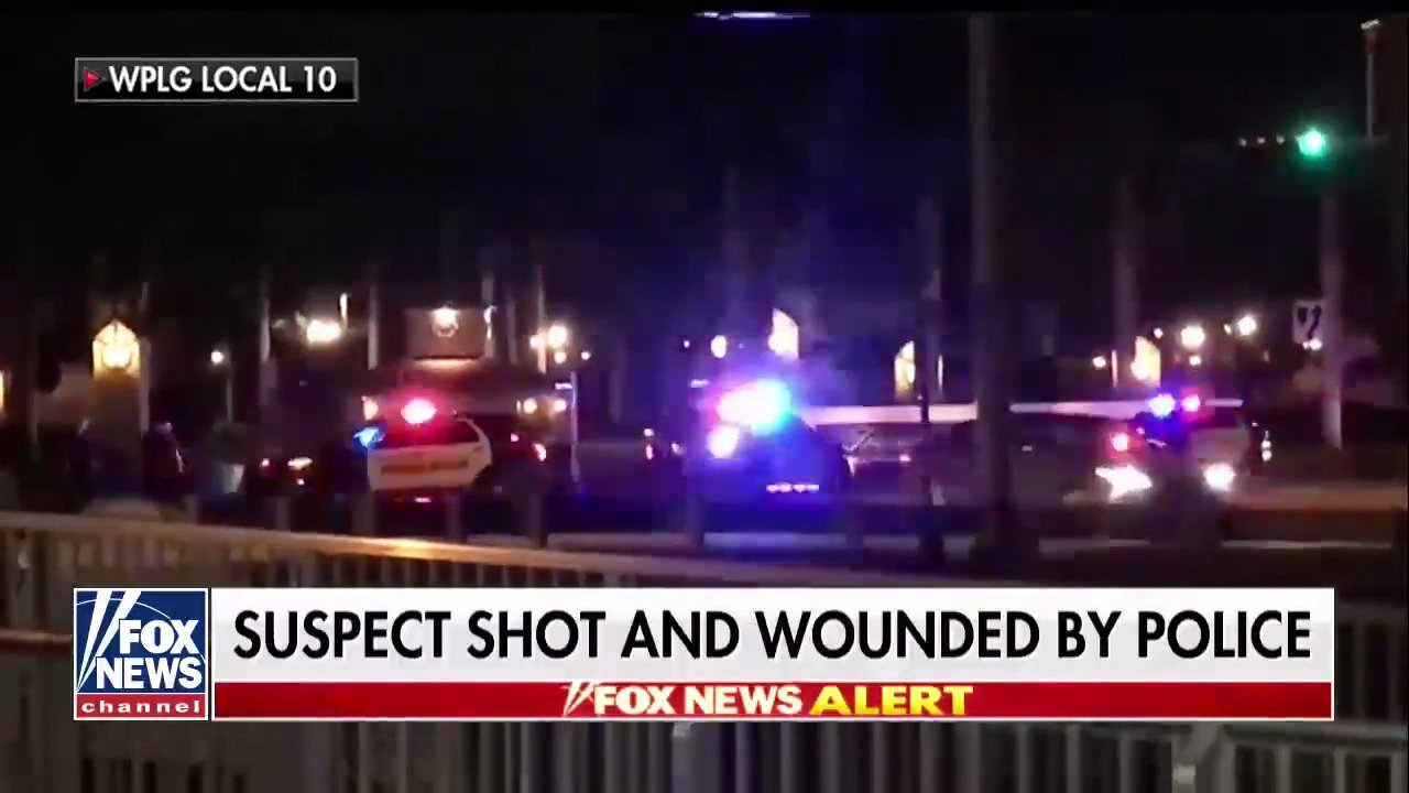 FOX NEWS ALERT: Shooter opens fire inside of Trump National Resort in Doral, FL | @ToddPiro https://t.co/hx3Cb74ALw
