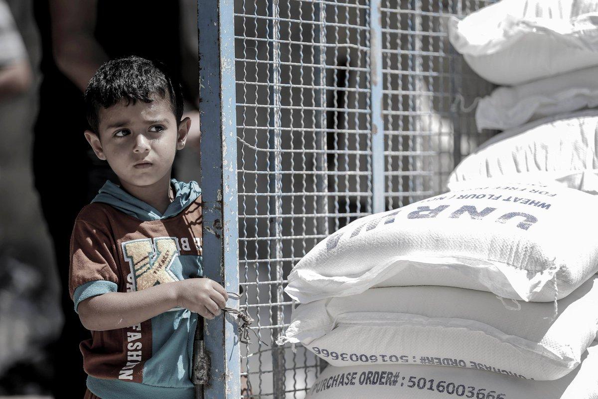 Gaza Bleeds.  Donate now for the children of #Gaza Donate.unrwa.org