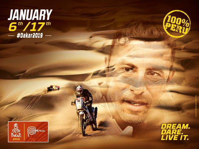 #Dakar2019 Foto