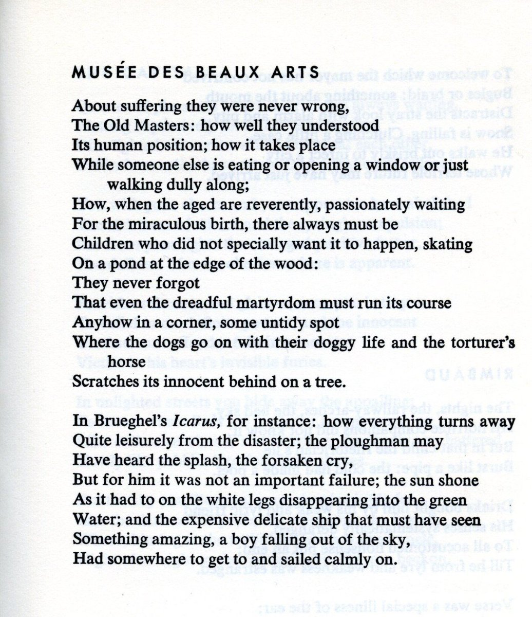 fall of icarus poem auden