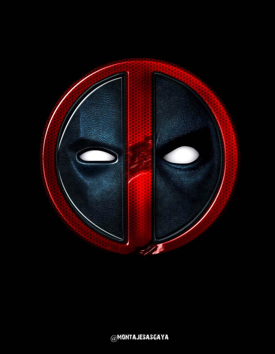 Montajes Asgaya On Twitter Wallpaper Deadpool 2