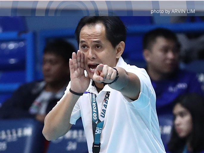 Coach Oliver Almadro tapped as new Ateneo Lady Eagles mentor. #UAAPSeason80Volleyball https://t.co/3scIgtS95H