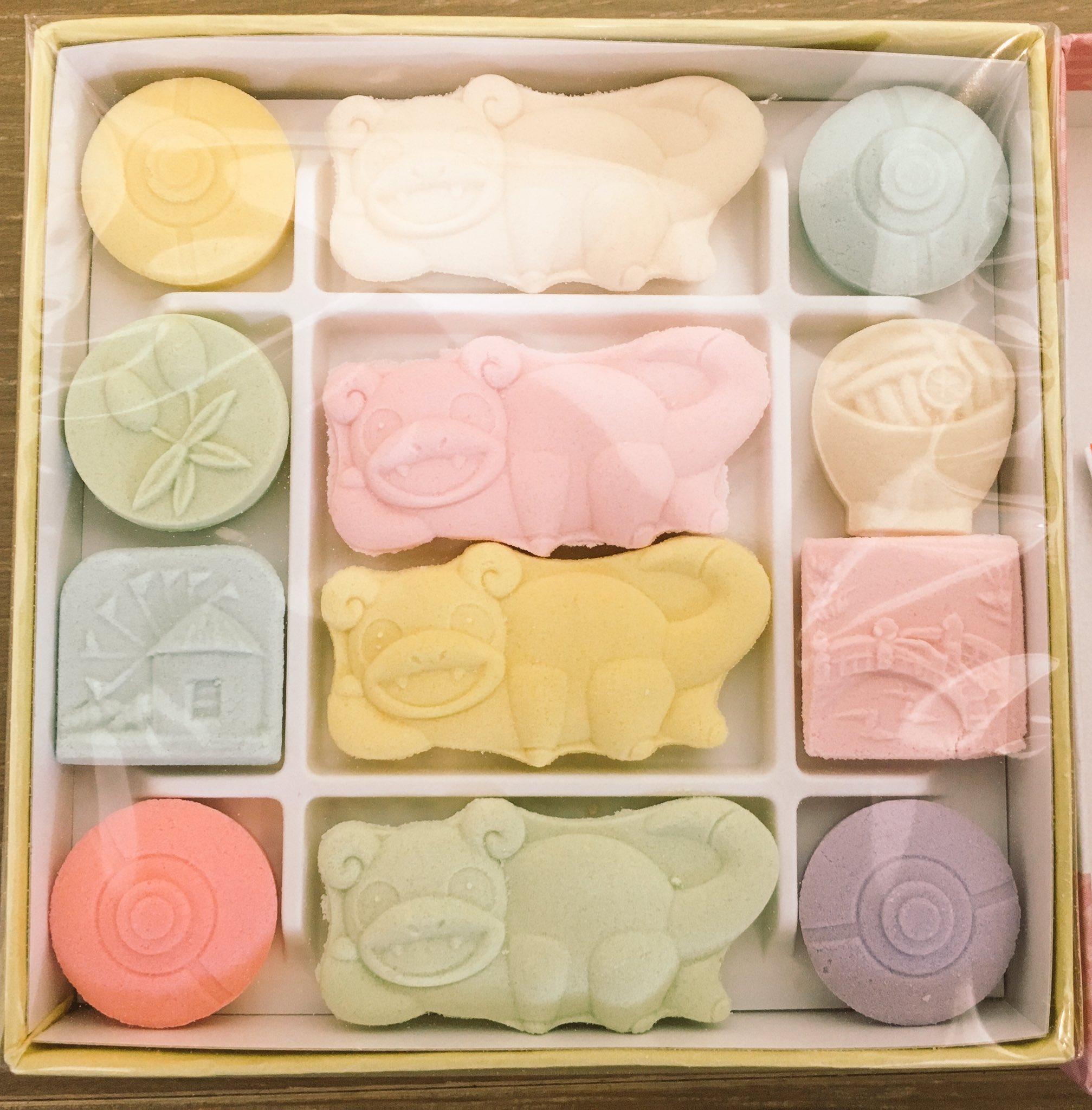 香川県の和菓子とポケモンのコラボ食品!「ヤドンの和三盆」…可愛すぎるww