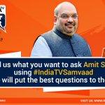 #IndiaTVSamvaad