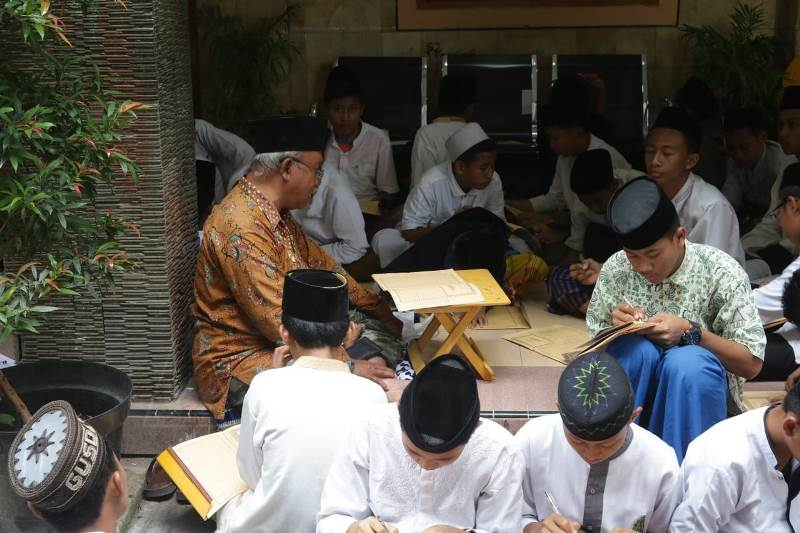 Pesantren Tebuireng's photo on #Ramadan