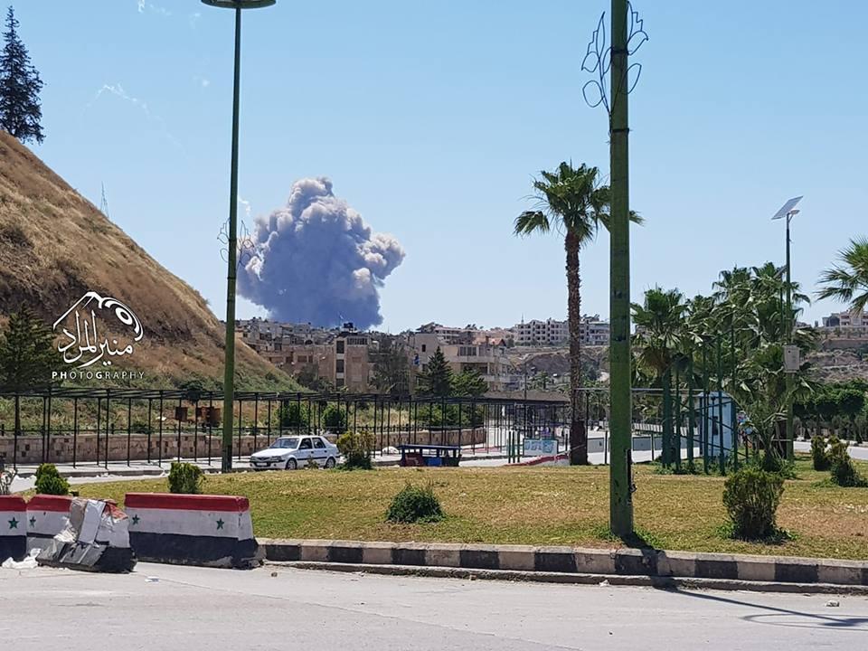 У Сирії почалося будівництво туристичних об'єктів для росіян - Цензор.НЕТ 152