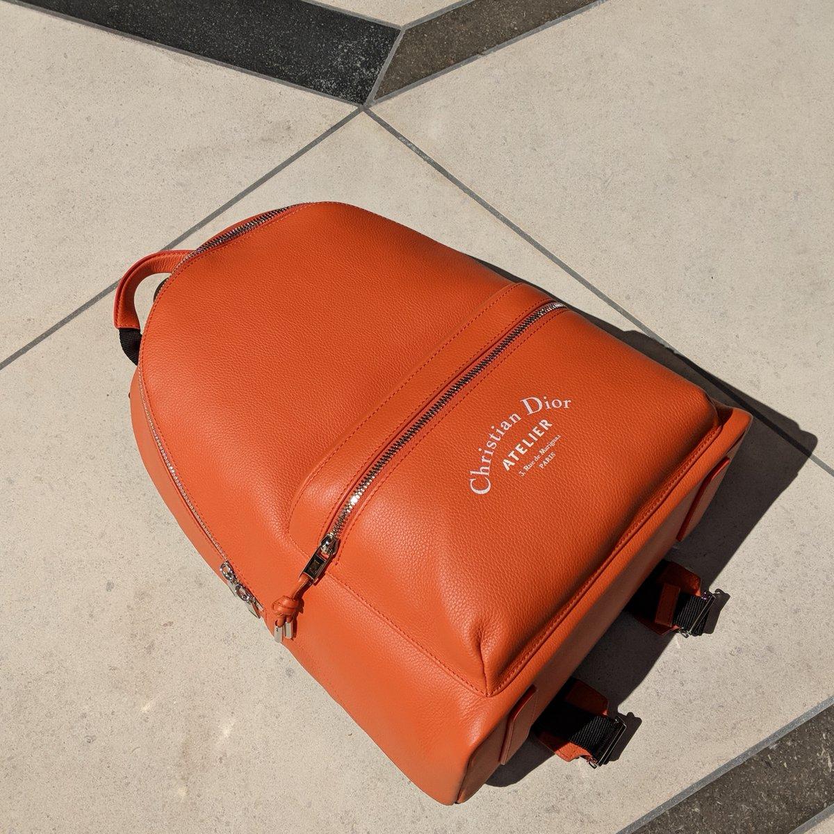 Selfridges On Twitter We Re Back Backpacks Selfridgesman Dior Homme Accessories Now At Selfridgeslondon