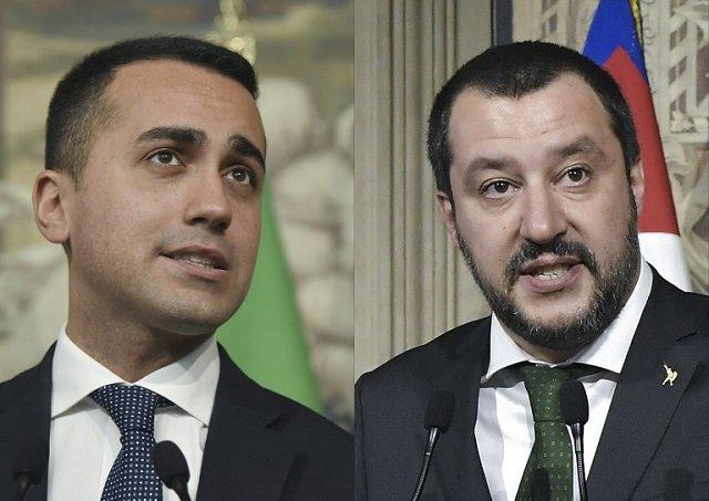 В Італії популісти і праві узгодили програму: хочуть скасувати санкції проти РФ