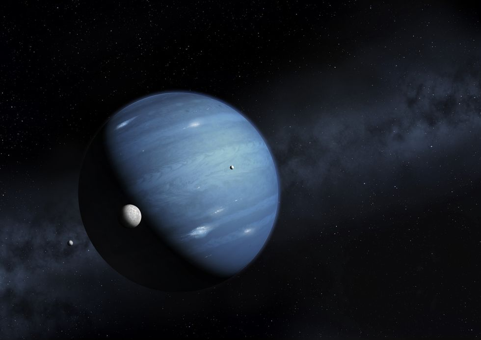 A Newly Discovered Solar System Object Hints at Hidden Planet Nine
