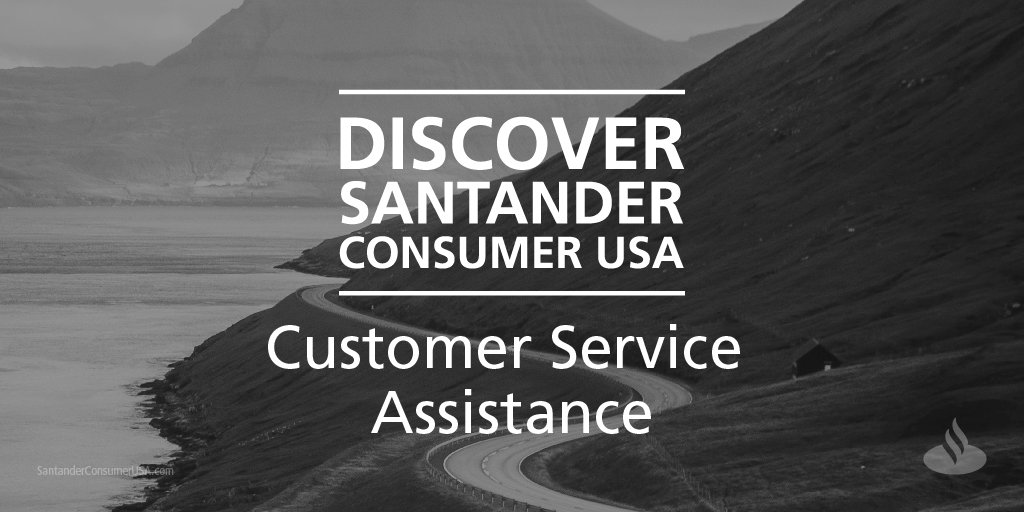 santander usa customer service