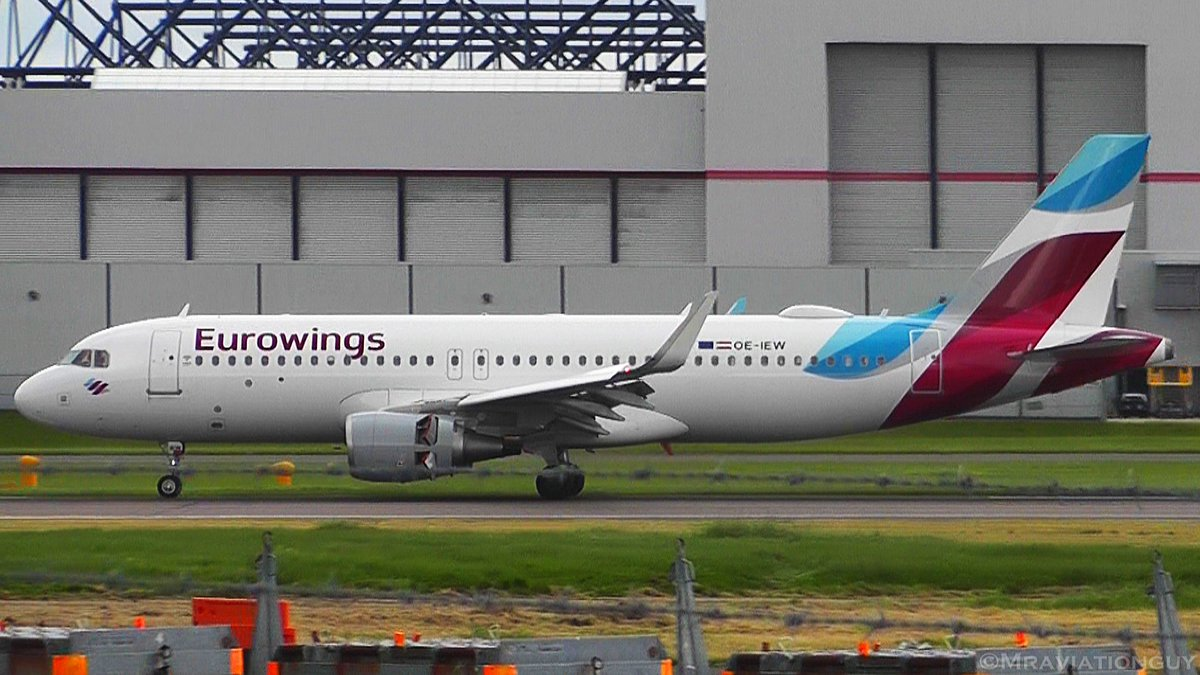 New Video!   &quot;#Eurowings Europe Crosswind Landing at #Cardiff Airport (Airbus A320-214WL) with ATC&quot;    VIDEO   https:// youtu.be/cUsrpGtGyDQ  &nbsp;     #avgeek<br>http://pic.twitter.com/e0qI1zDm0Z
