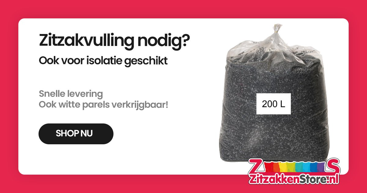 Zitzak Vulling Liter.Zitzakvulling Hashtag On Twitter