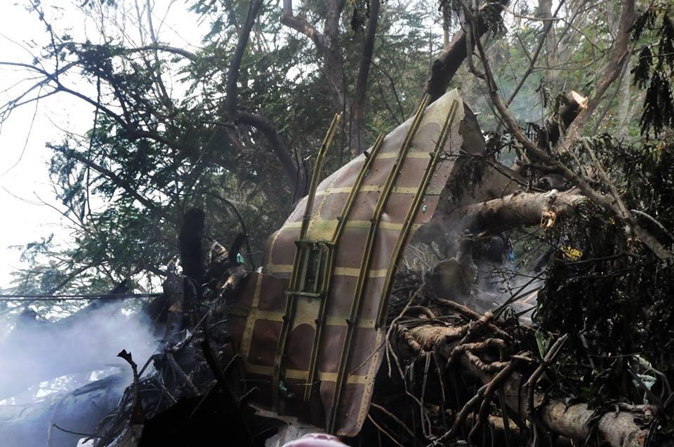 Accidente de aviación en La Habana