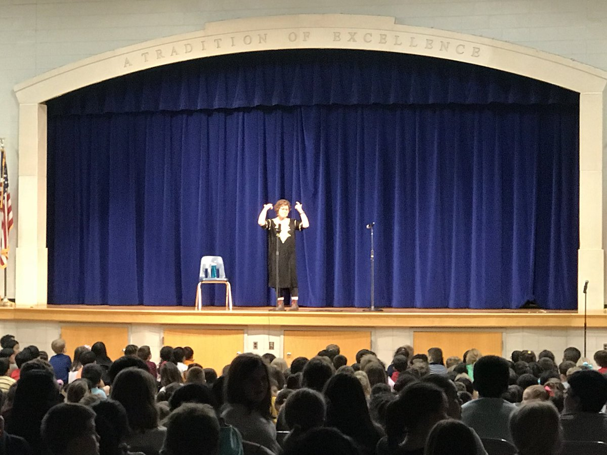 """Pharaoh's Secret"". We love a Friday assembly! <a target='_blank' href='http://twitter.com/APSVirginia'>@APSVirginia</a> <a target='_blank' href='https://t.co/K3IJZLdDAf'>https://t.co/K3IJZLdDAf</a>"