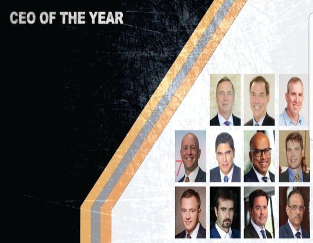 فخور بإختيارى كأحد المرشحين لجائزة أفضل رئيس تنفيذى لعام ٢٠١٨ فى مجال صناعات الحديد والمعادن من قبل مؤسسة Platts Global Metal Awards فى لندن