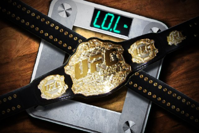 Does This Belt Make Me Look Fat? The only long-term solution to MMA's weight-cutting crisis is for the culture to change and for fighters to realize that mass is only one factor at play in the cage on fight night, writes @benjaminduffy http://bit.ly/2wRESps