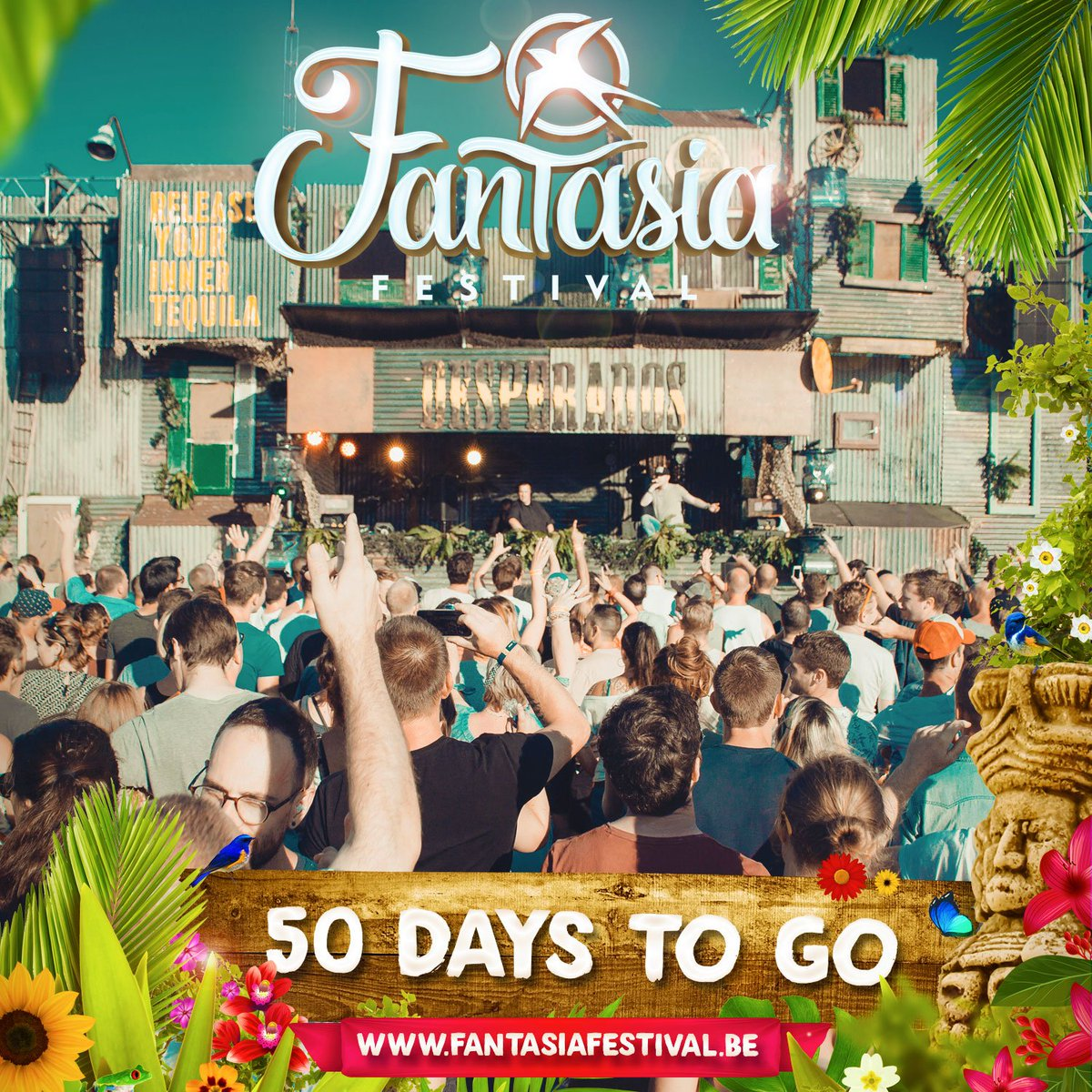 645a227e5 Get your regular ticket NOW for only €15!  http   www.fantasiafestival.be tickets Remember that Fantasia Festival 2017  was SOLD OUT!!