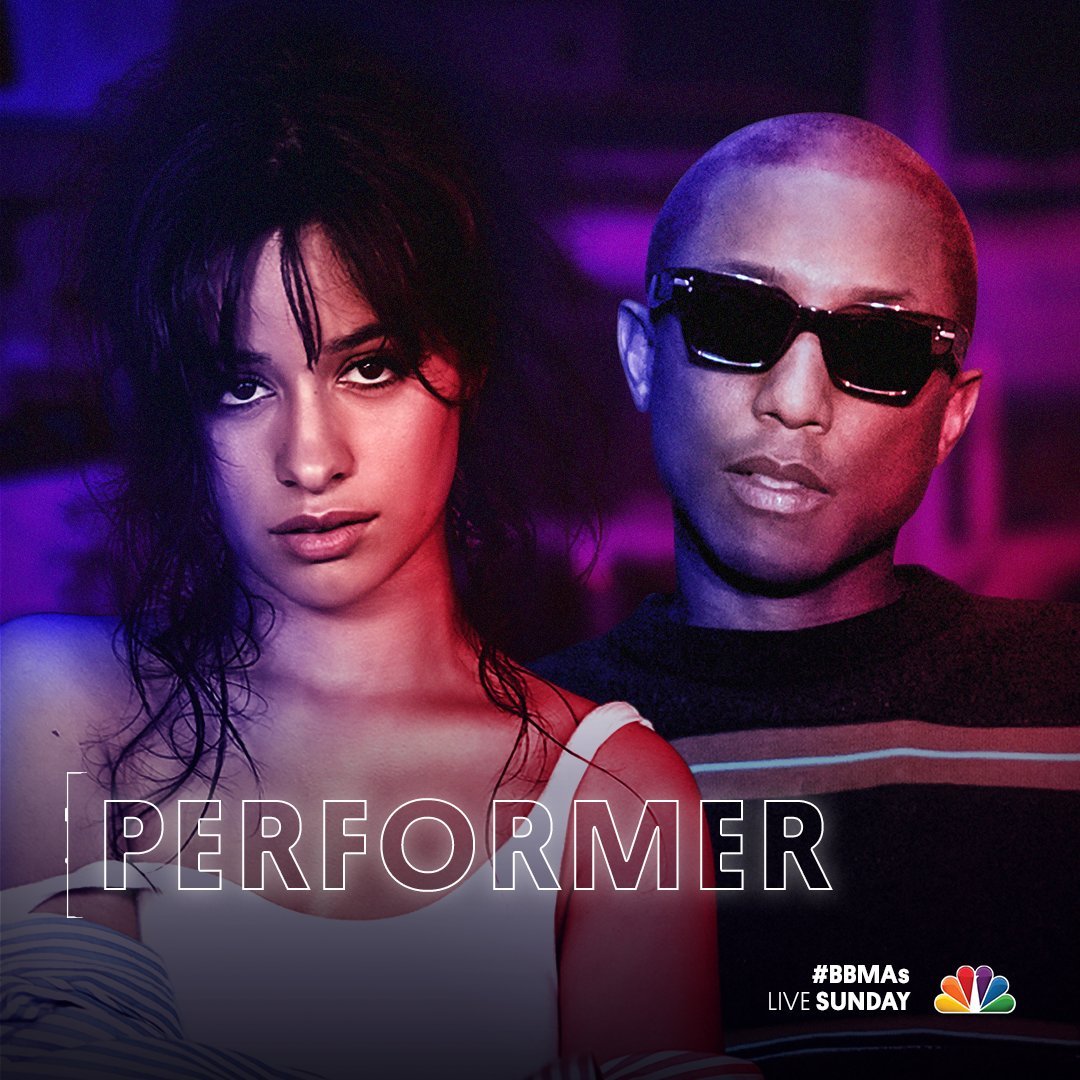 Can't wait to perform #SangriaWine with @Camila_Cabello at the @BBMAs Sunday at 8 ET/5 PT on NBC. #BBMAs