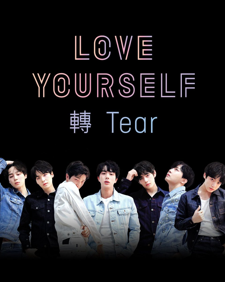 Le nouvel album de BTS est en écoute maintenant sur Spotify ! https://t.co/qgpk2RCMfO #LoveYourselfTea #BTSxSpotify #BTS #FakeLoveFriday