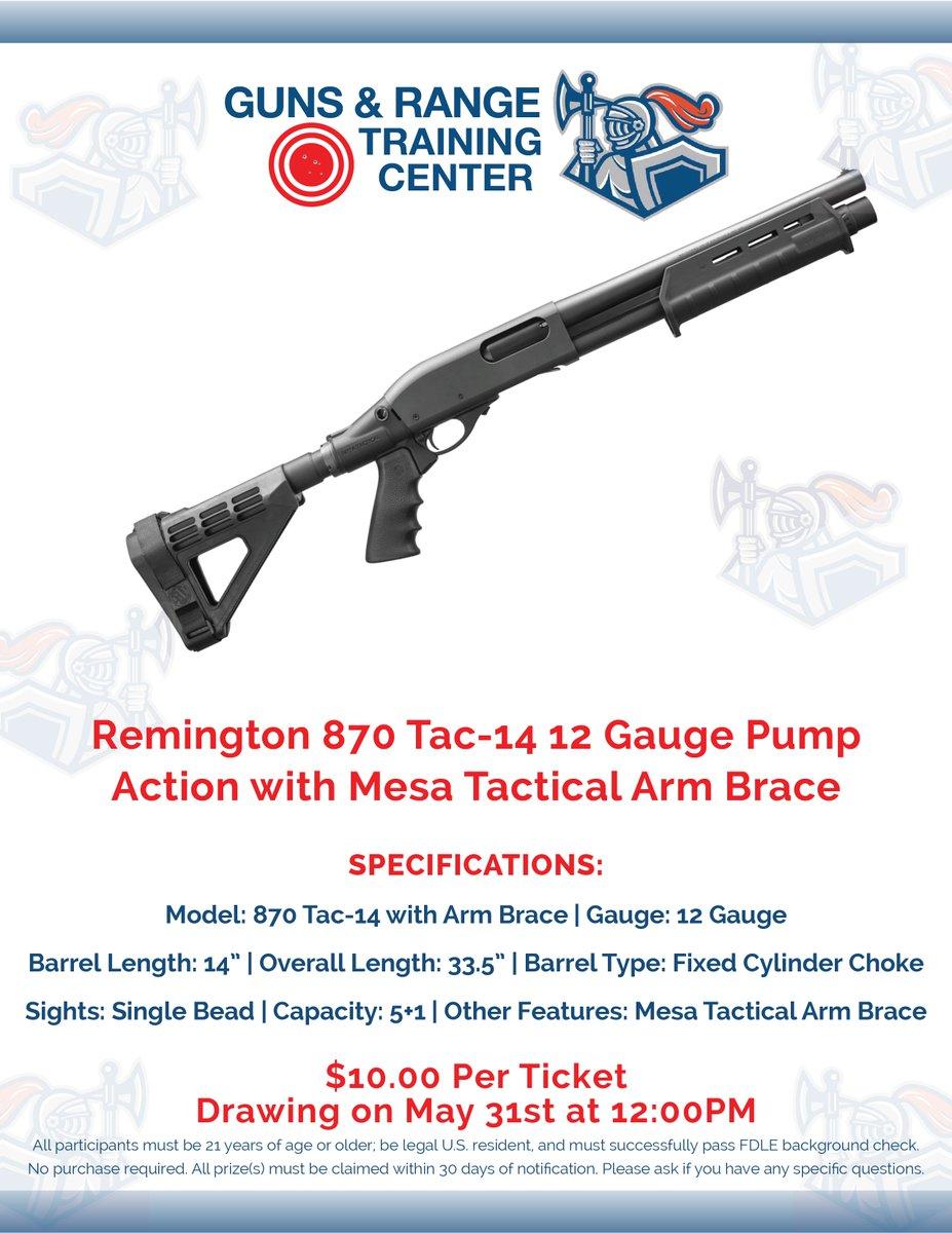 Mesa Tactical 870 Arm Brace