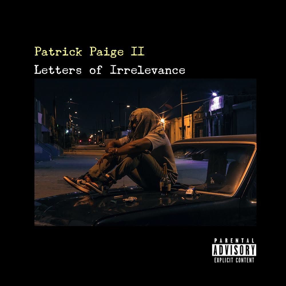 My debut album 'Letters of Irrelevance' is OUT NOW itunes.apple.com/us/album/lette…