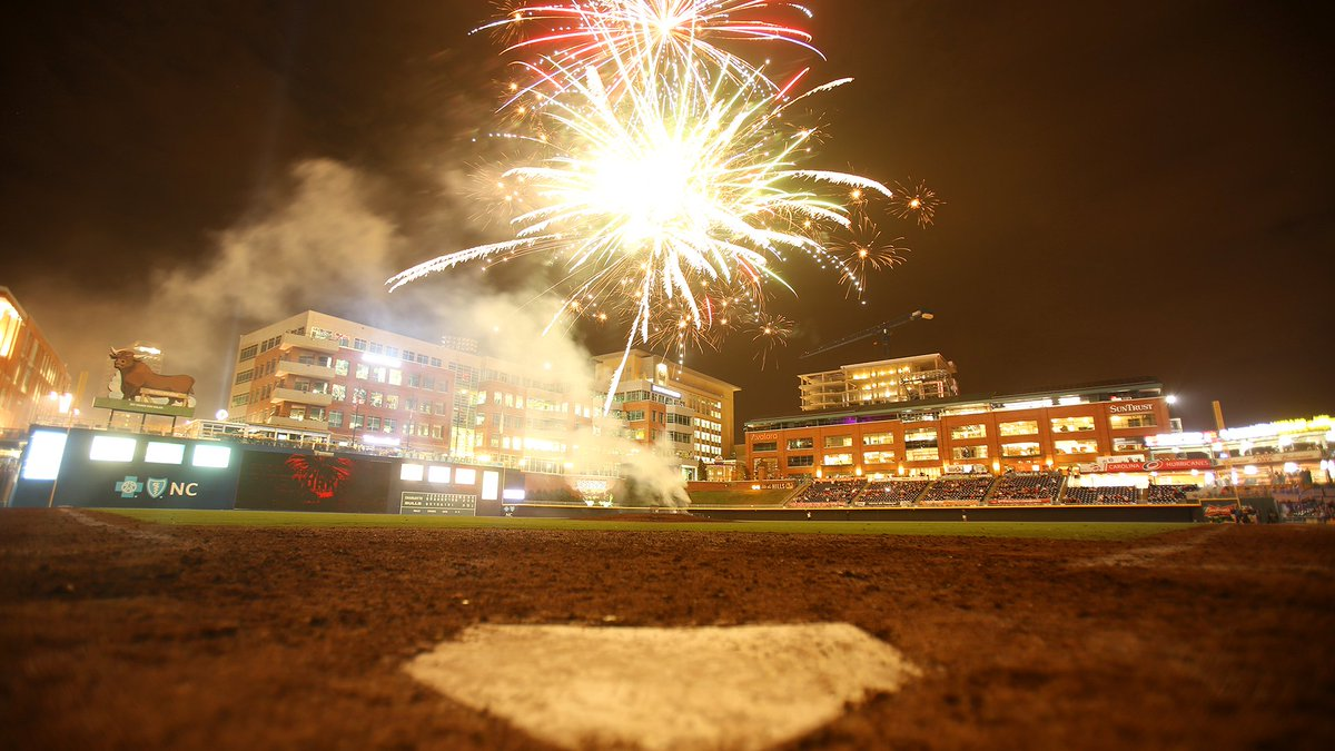 Durham Bulls On Twitter Fireworks After Tonight S Game Sign Us Up