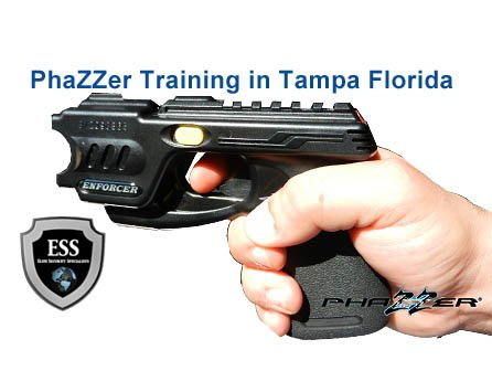 Phazzer Training in Tampa May 27  https://t.co/oIAIeYWhNz #ConductiveEnergy #Phazzer #CEW #Security #SecurityGuards #ExecutiveProtection #LawEnforcement #Tampa #TampaBay #StPete #Clearwater #Florida https://t.co/m5tvLfAe4y