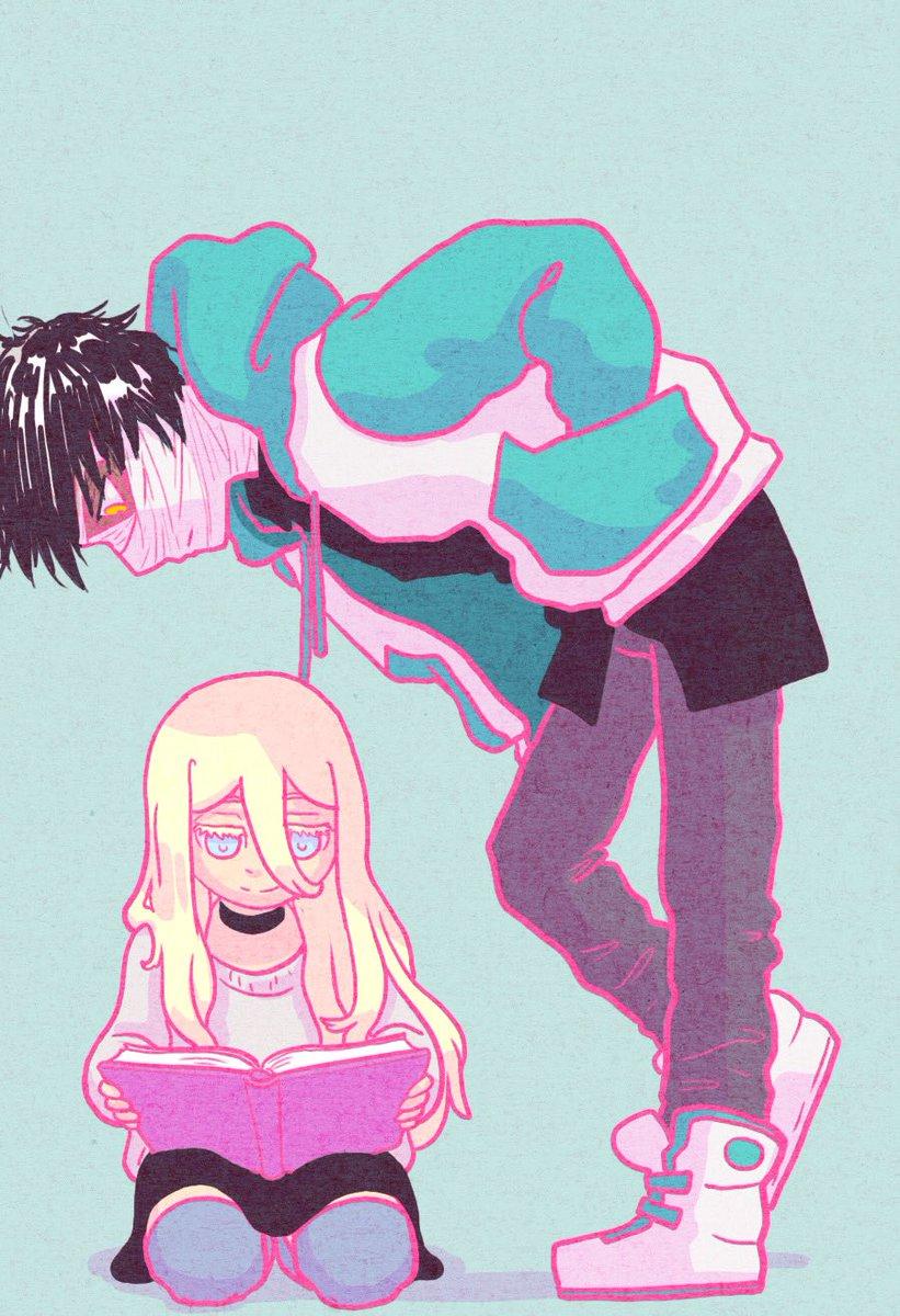 Angels Of Death Fan Art Its Just Such A Muse Angelsofdeath Satsurikunotenshi Anime Rachelgardner Isaacfoster Manga Zack Fanart