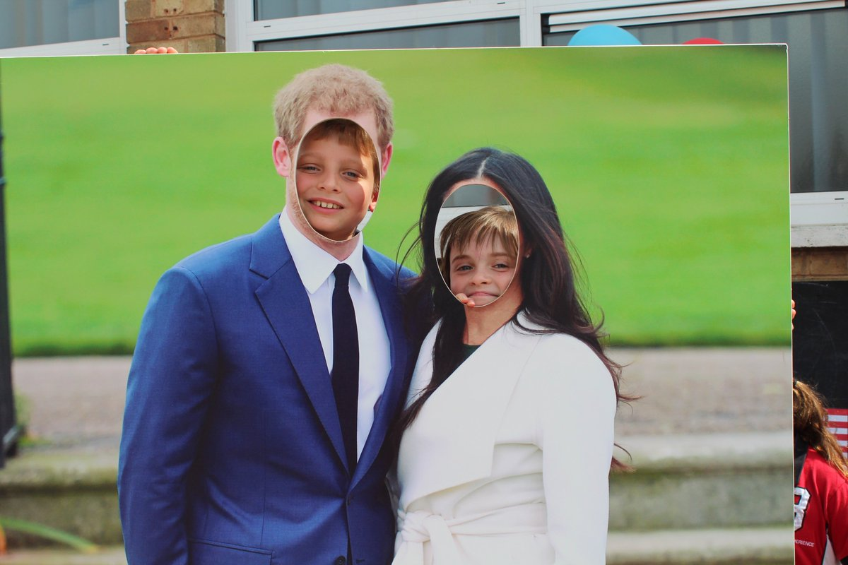 Our Nursery children even designed the perfect dress for Princess Meghan! I wonder whether the real thing will look anything like this?! #RoyalWedding #HarryandMeghan @KensingtonRoyal @RoyalFamily @ClarenceHouse
