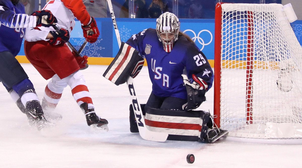Usa Hockey On Twitter U S Women S Hockey Goaltending Growth Was