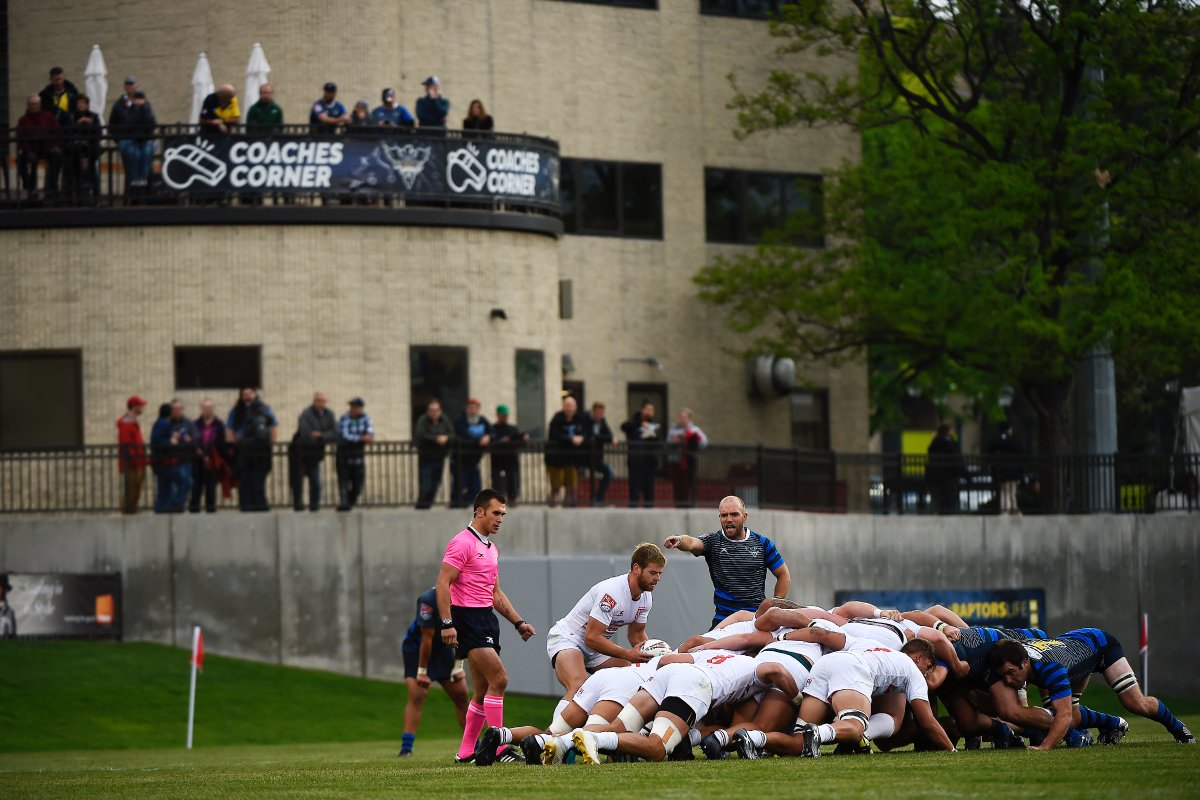 d2cce40b89d Check out the #MLRugby Week 4 HIGHLIGHTS and head to our YouTube channel  for ALL full-match replays, here: http://bit.ly/2IA3d4F CC: @Touchrugga  Photo: Seth ...