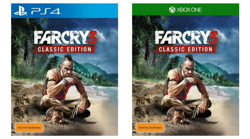 Collectors Junkies Filme Games Collectibles On Twitter Vorbestellen Far Cry 3 Classic Edition Playstation 4 Und Xbox One Https T Co Sqcqczcwl5 Steelbook Bluray Collectorsedition Limitededition Ce Le Boxset 4k Dvd