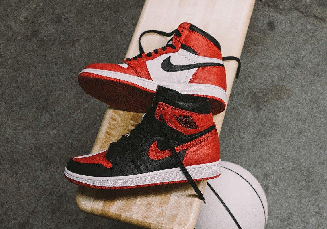 Air Jordan 1 Retro High OG NRG  Homage to Home  direct links. Foot Action  http   snkras.st QotSx Foot Locker http   snkras.st vDT57 Eastbay ... b3621f153