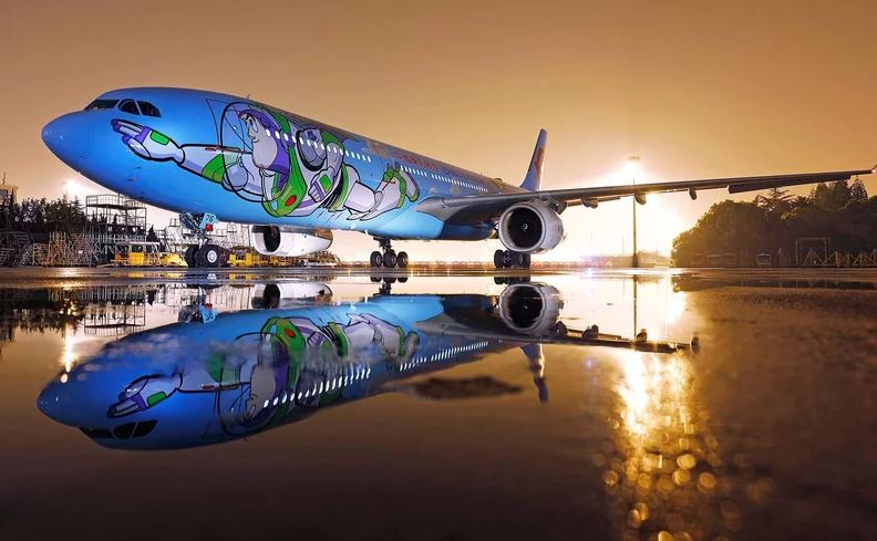 A Toy Story-themed Plane Is Here to Take You to Infinity and Beyond! Learn more here: https://t.co/yUiP5B1Z8K #KnightsInn #Regina #Canada #Hotel #Travel #Vacation #Aircraft #Flying #Airplane https://t.co/WChZogUIk1