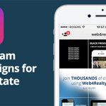 Find out how to setup a Real Estate Instagram Campaign in a few easy steps 👏 https://t.co/V1eAfsdV7f