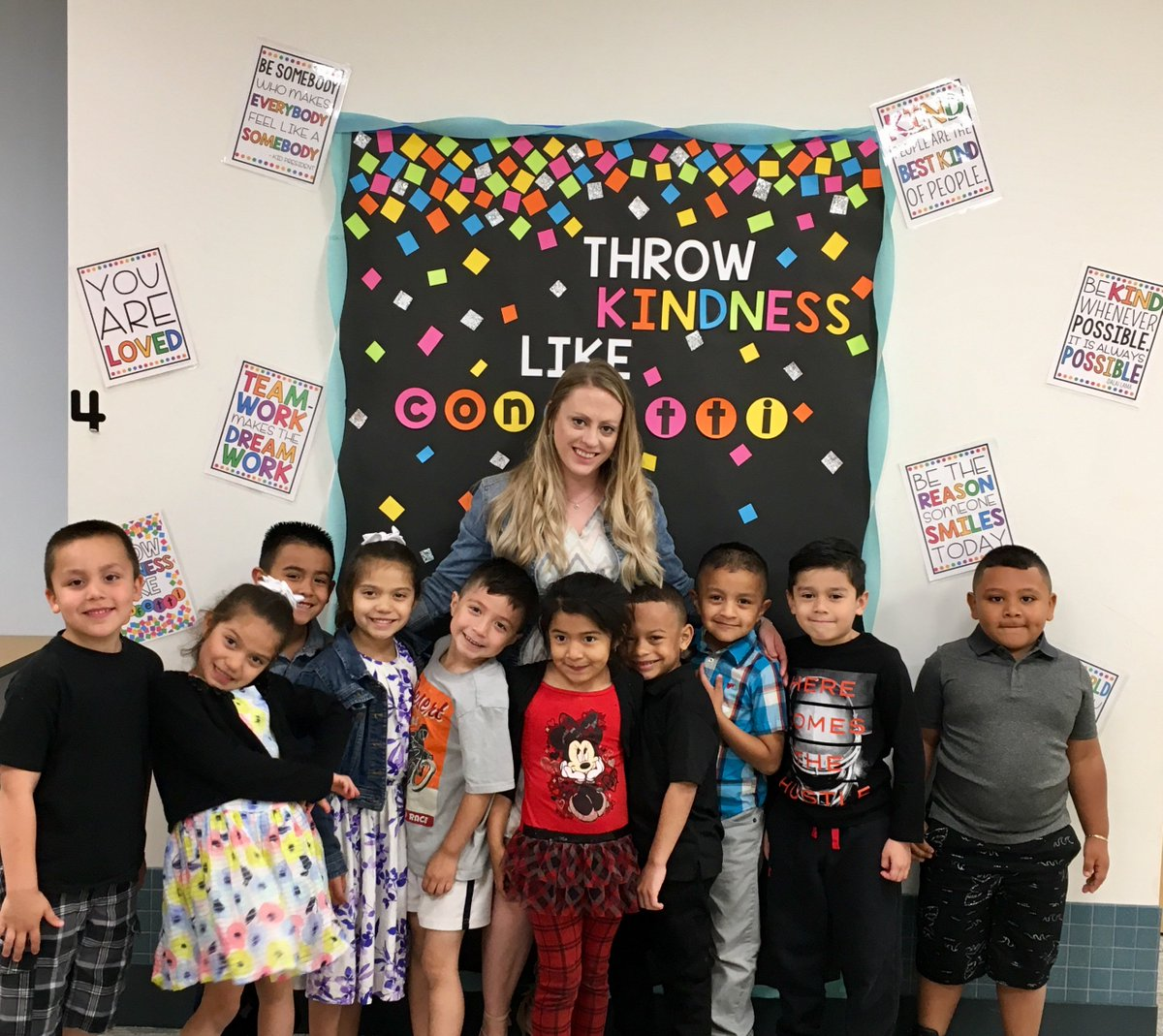 test Twitter Media - This week, our Joliet Early Learning Center celebrated with a Kindergarten Completion Ceremony! Congrats to these awesome students! #FeelGoodFriday https://t.co/mjaXK9R0nR