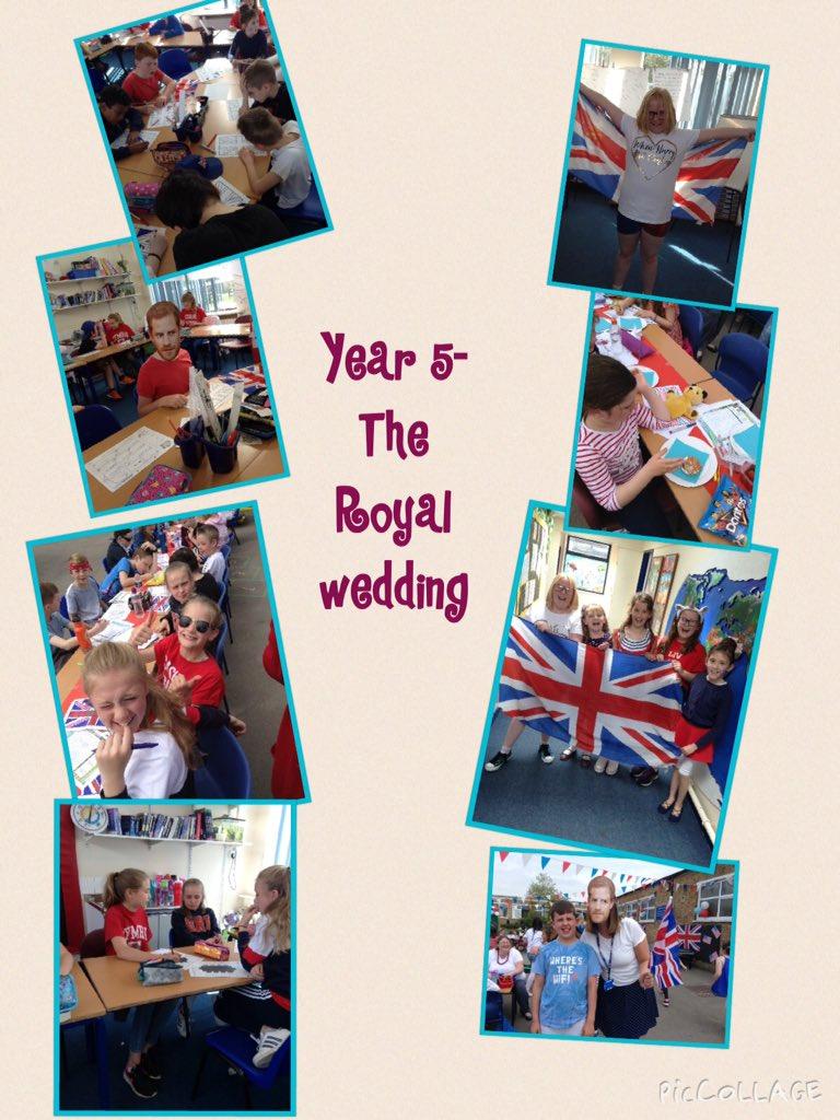 It's a nice day for a royal wedding! #whenharrymetmeghan #royalwedding @RoyalFamily @KensingtonRoyal