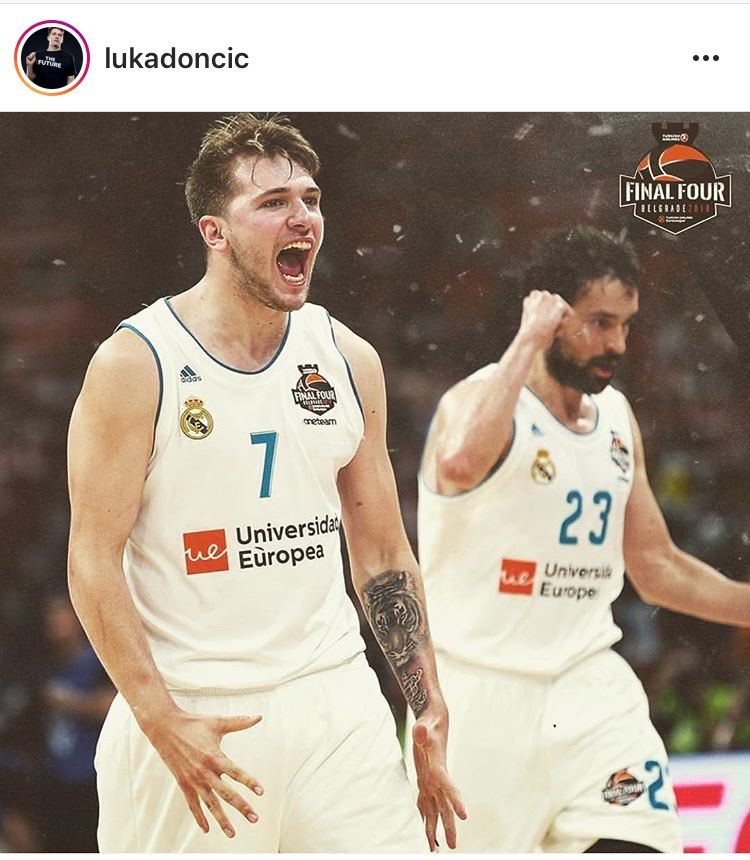 Greg On Twitter If We Get Luka I Think The Whole Sactownroyalty Crew Should Get Tattoos To Match Doncic S Tiger