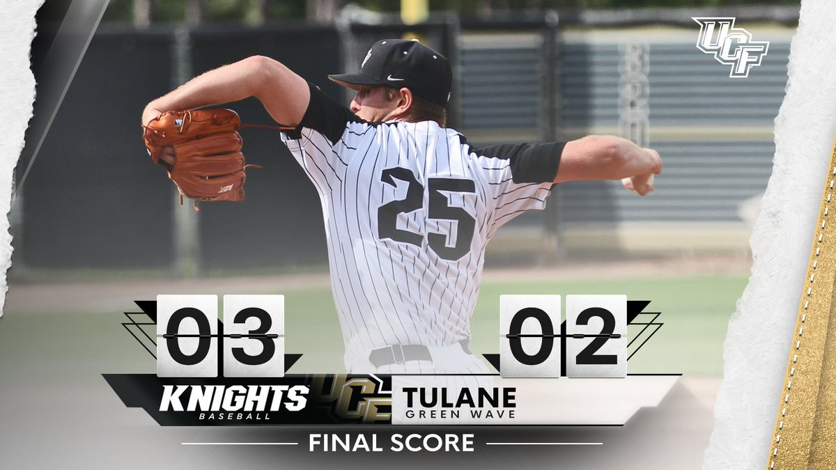 ⚔️ KNIGHTS WIN ⚔️ With our seventh walk-off of the year, we improve to 35-19! #ChargeOn