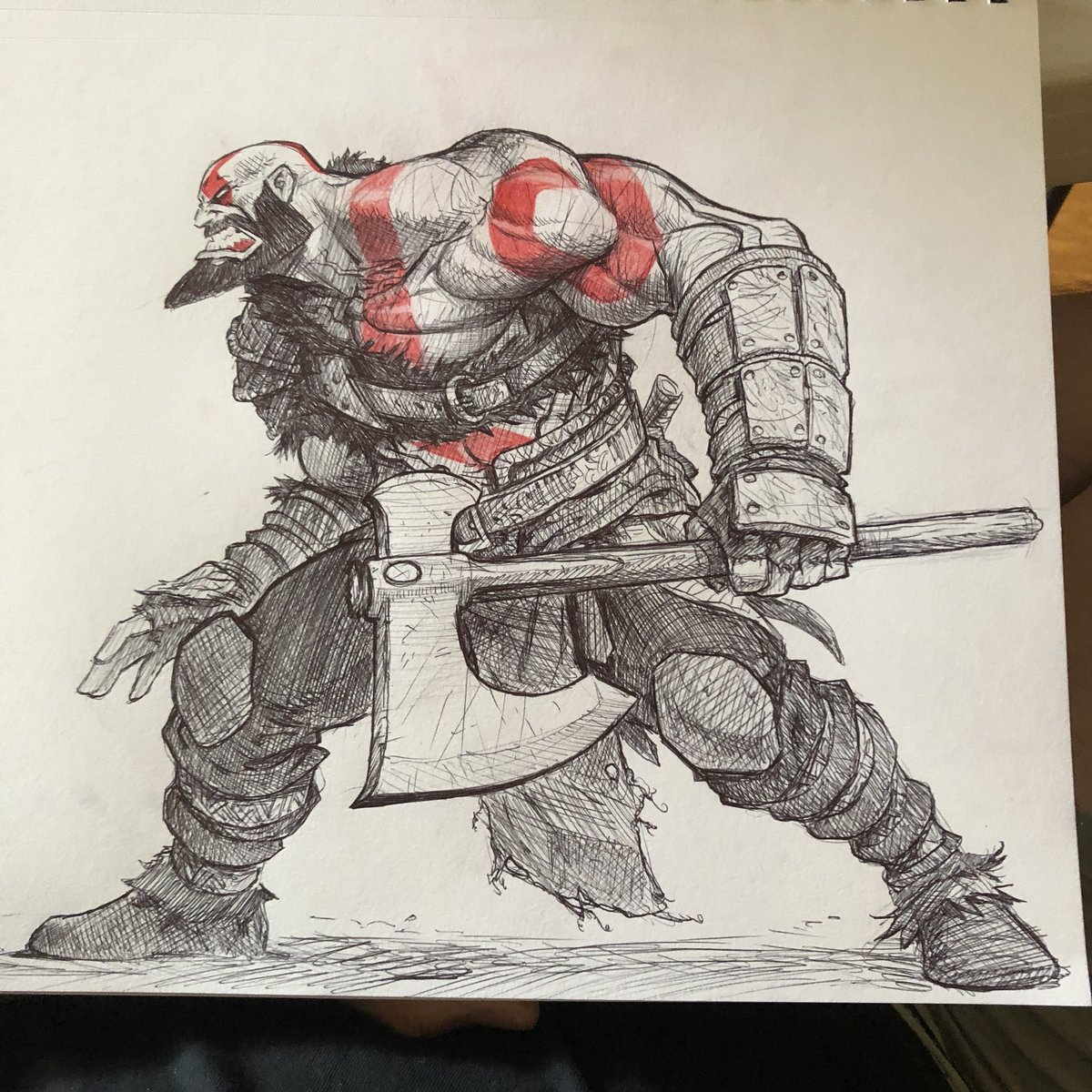 Joverine On Twitter God Of War Is Amazing So Far No Time