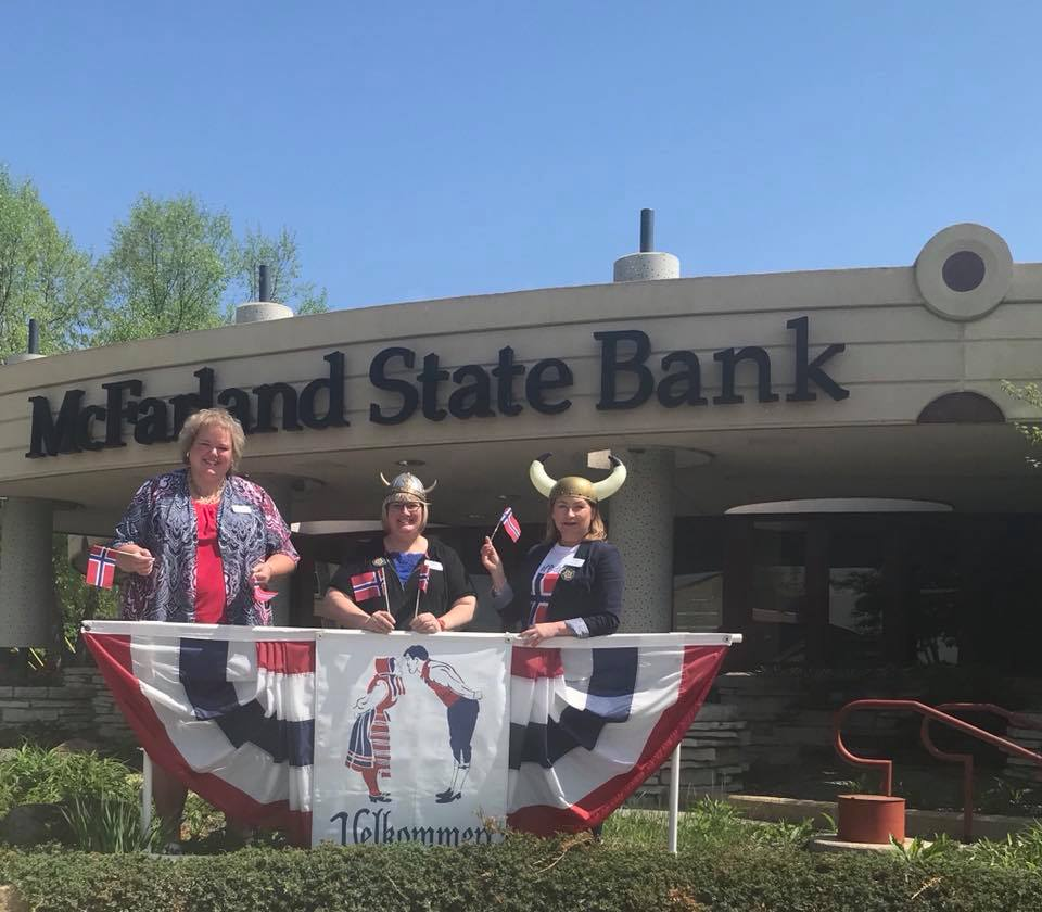 McFarland State Bank on Twitter:
