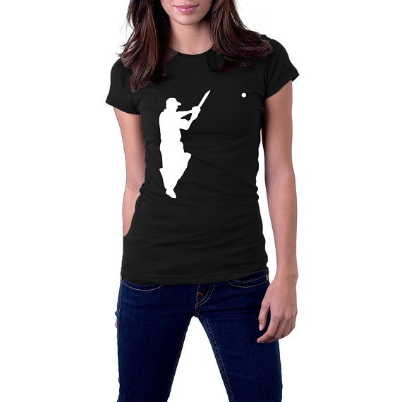 #Cricket #Batsman T-shirt. The #Pull Shot.  Cricketer Sports Tee. Batsman Bat and Ball Tee  https:// etsy.me/2u8TQWx  &nbsp;  <br>http://pic.twitter.com/eYlnq4hu9q