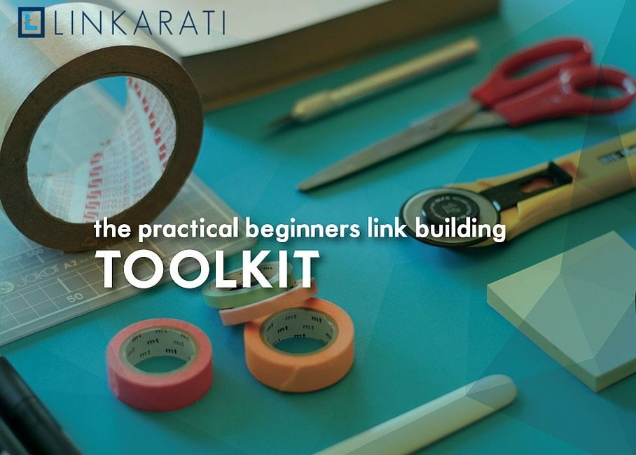 If you&#39;re ready to start building some links, don&#39;t dive in without these essentials! @DovidFarkas of @TheUpperRanks explains which tools every link builder needs in their toolbox on #Linkarati - check it out:  https:// buff.ly/2KmPy1e  &nbsp;   <br>http://pic.twitter.com/BGcMl1XKjV