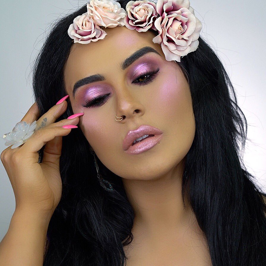 Sonia Kiani On Twitter Loved Creating This Colorful Look Using