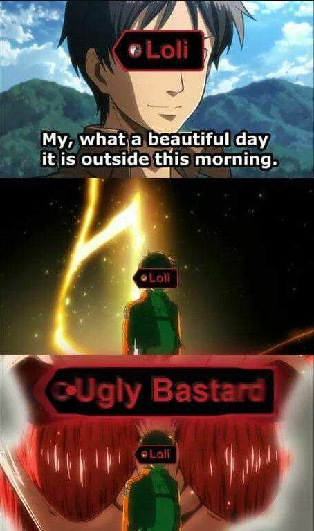ino bastard hentai manga ugly