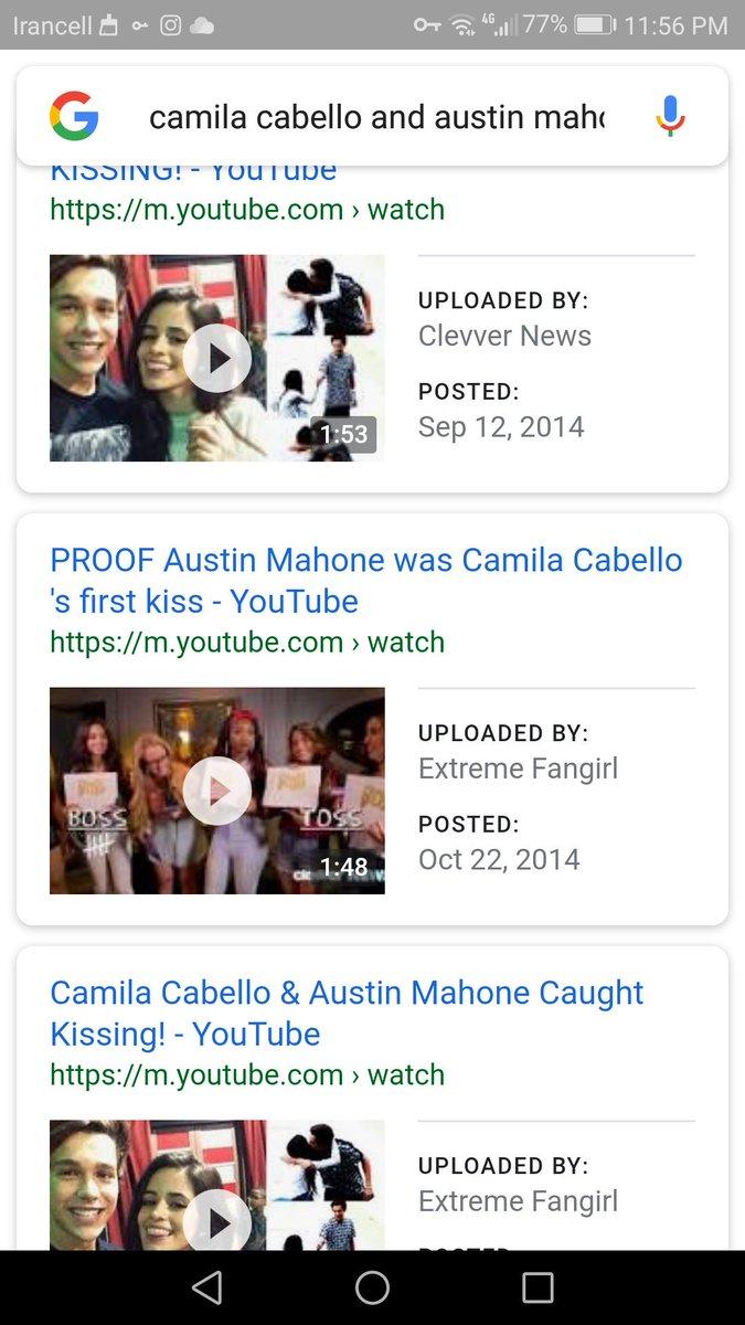 Wanneer heeft Austin en Camila start dating