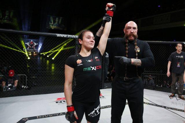 5 things you might not know about Alexa Grasso http://bit.ly/2wOz67U via @raymundomark #UFCChile